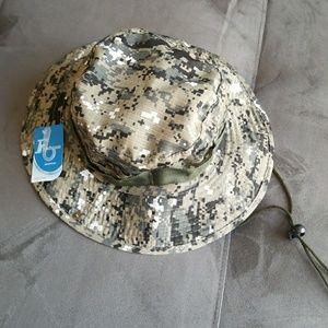 🍍SALE! Digital Camouflage Boonie Hat
